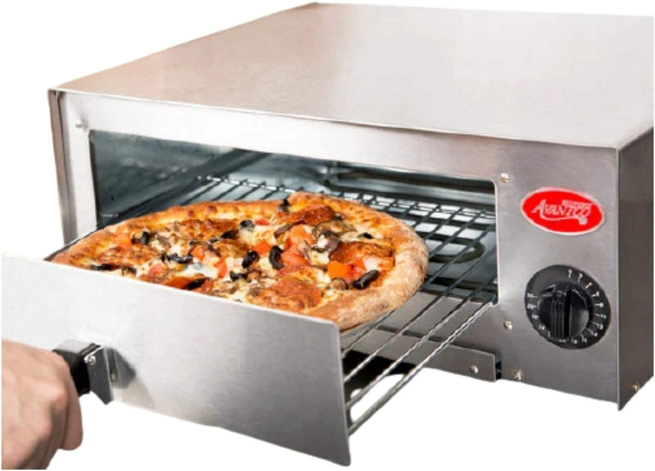 Pizza Oven Stainless Steel Pizza Maker, 12