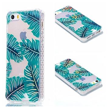 Funda Carcasa iPhone 5, JAWSEU iPhone 5S Tapa Trasera ...