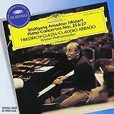 モーツァルト:ピアノ協奏曲第25&27番