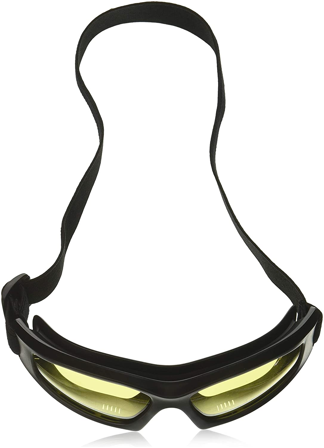 9d6de62444 Yellow Motorcycle Riding Goggles  Night Vision Nighttime Riding ...
