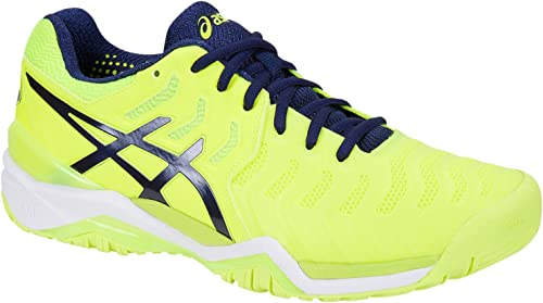 Asics Herren Gel Resolution 7 Turnschuhe