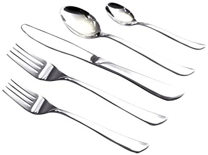 Cuisinox Marilyn 20-Piece Flatware Set