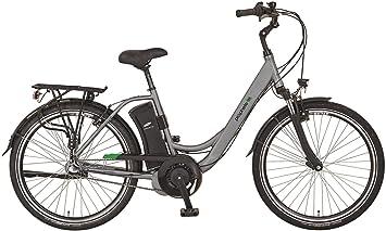 Bicicleta eléctrica para mujer de 26 pulgadas, 36 V, 11 Ah, motor ...
