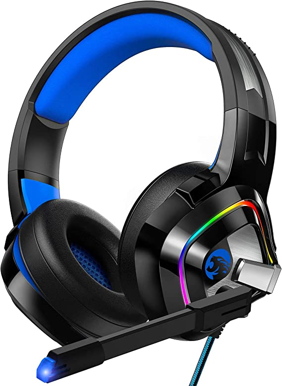 ZIUMIER Gaming Headset PS4 Headset