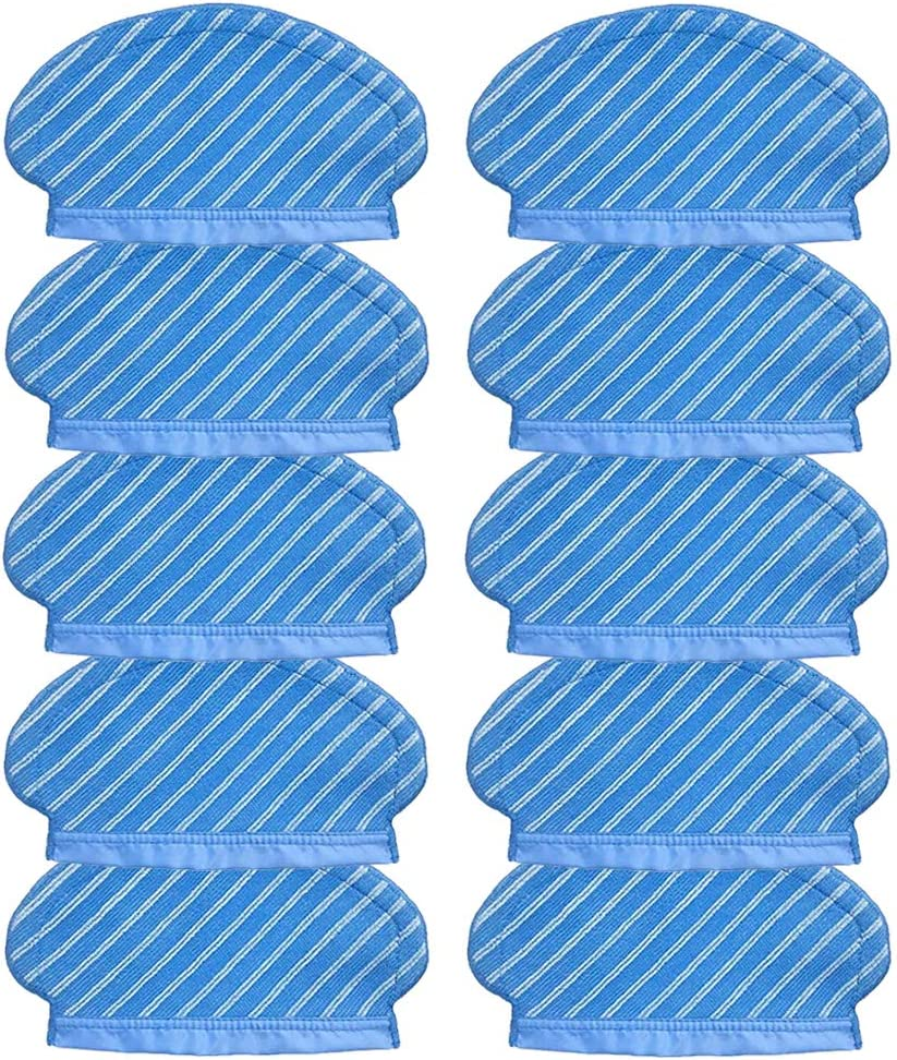 Filter Brush Mop Cloth Set For Ecovacs Deebot Ozmo 920 950 Vacuum Cleaner Parts