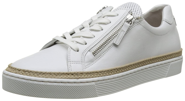 Gabor Shoes Damen Comfort Sneakers, (Weiss 50), 38.5 EU