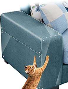 Maoyea Furniture Protectors from Cats Cat Scratch Deterrent Sheet Training Tape an-ti Pet Scratch for Leather Couch Furniture Protector