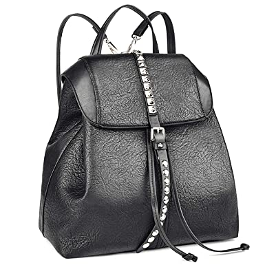 Amazon.com  Leather Backpack 31a84ab6c4003