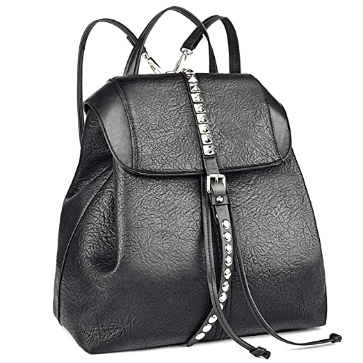 d6b9594691 Amazon.com  Leather Backpack