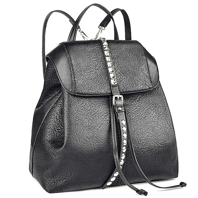 2e6c78cb74 Amazon.com  Leather Backpack