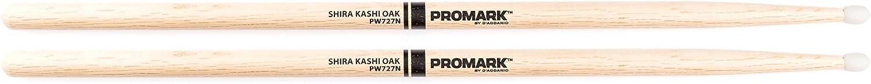 Pro Mark Japanese Shira Kashi White Oak 727 Nylon Tip Drumsticks