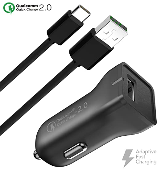 Amazon com: Verizon Galaxy S9 Plus Charger Fast Charger Type