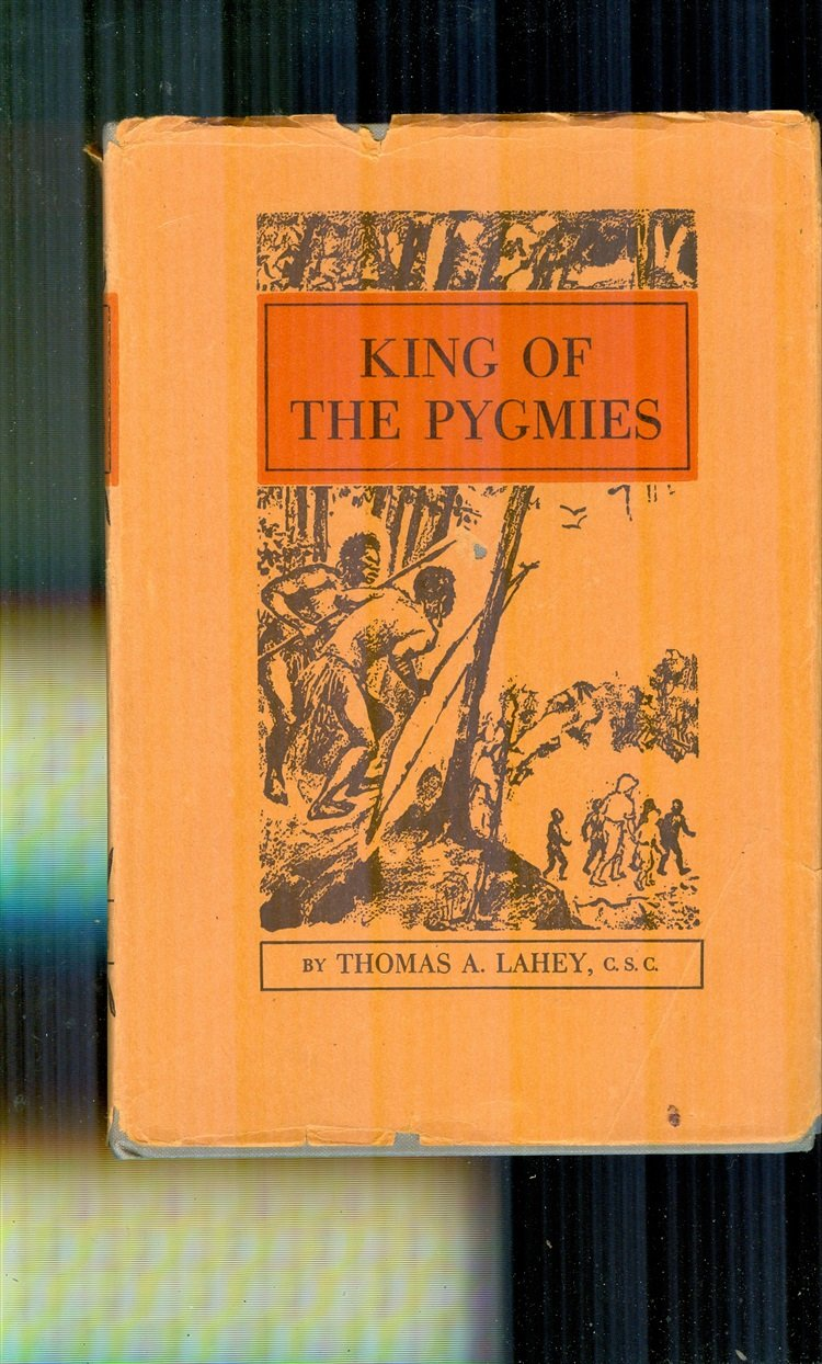 King Of The Pygmies Hardcover – 1947