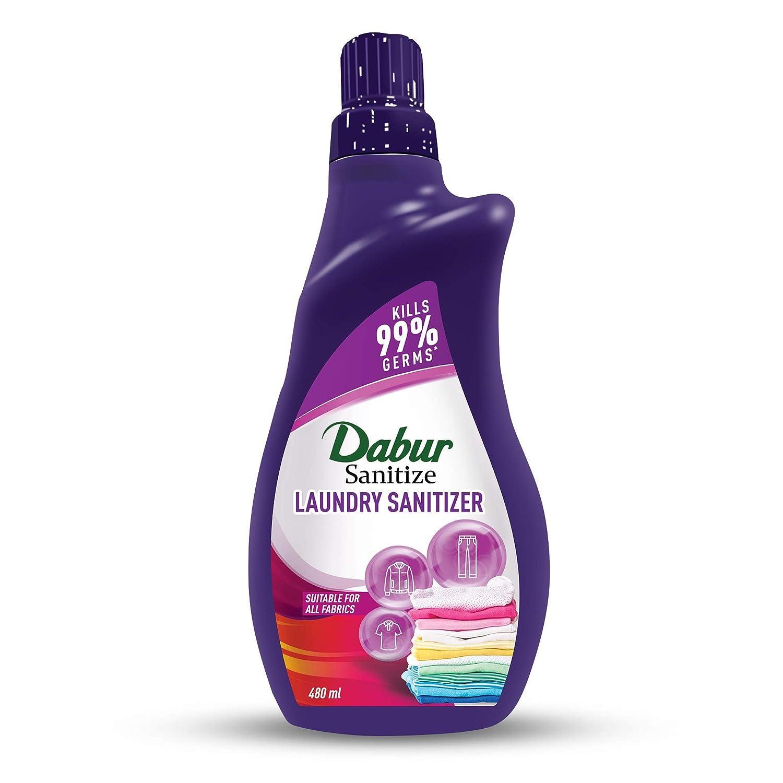 Dabur Sanitize Laundry Sanitizer -480 ml
