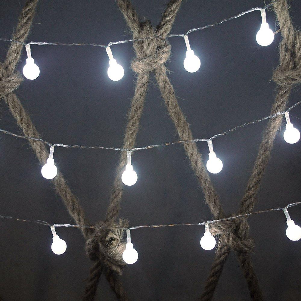 Globe String Light, Dailyart LED Starry Light Fairy Light for ...