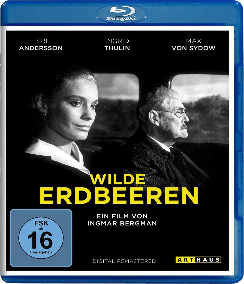 Wilde Erdbeeren - Ingmar Bergman Edition Alemania Blu-ray: Amazon.es: Sjöström, Victor, Anderson, Bibi, Björnstrand, Gunnar, Thulin, Ingrid, von Sydow, Max, Bergman, Ingmar, Sjöström, Victor, Anderson, Bibi: Cine y Series TV