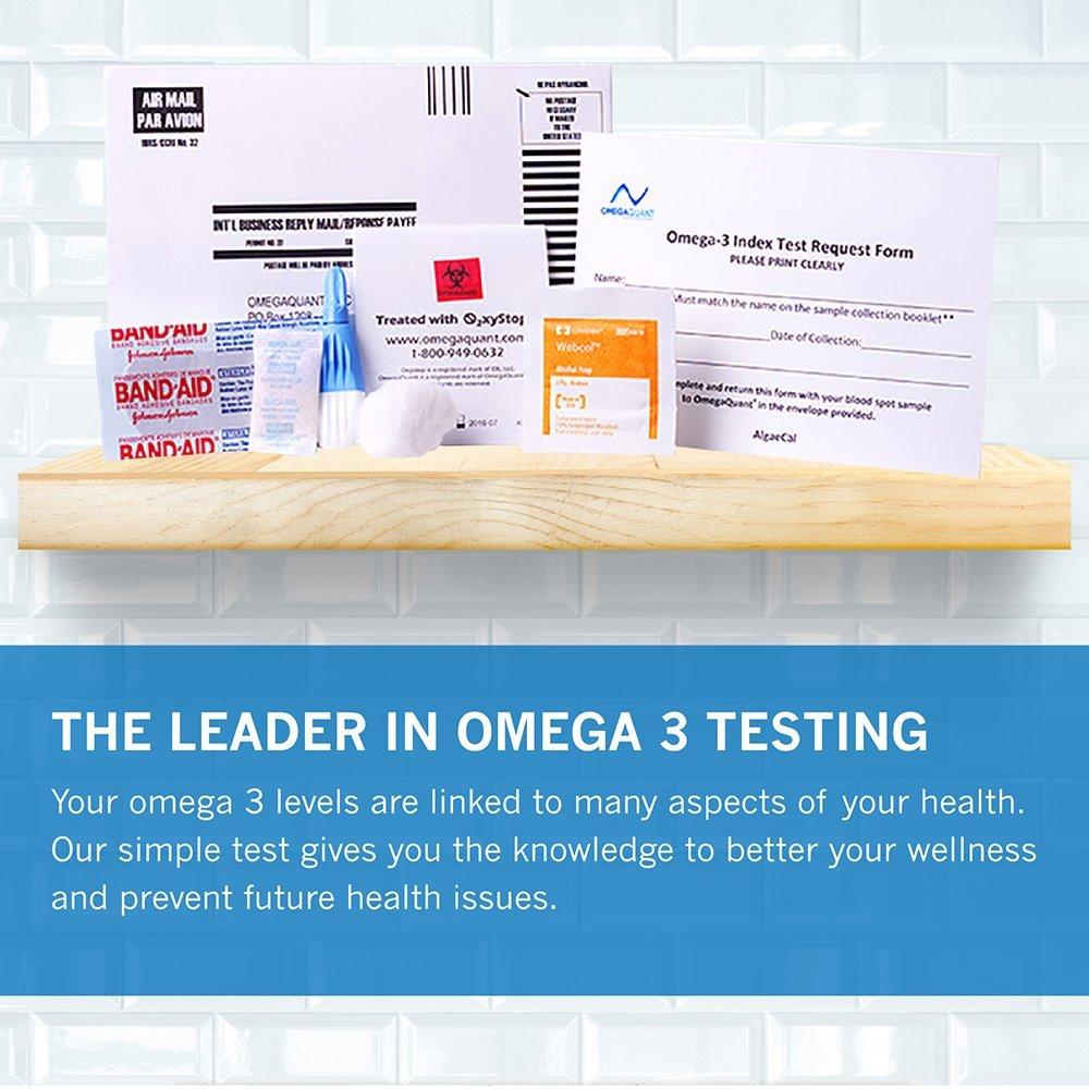 omega 3 test