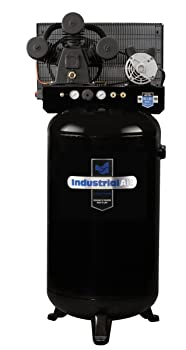 Industrial Air ILA4708065 80-Gallon Hi-Flo Single Stage Cast Iron Air Compressor - best 80 gallon air compressor
