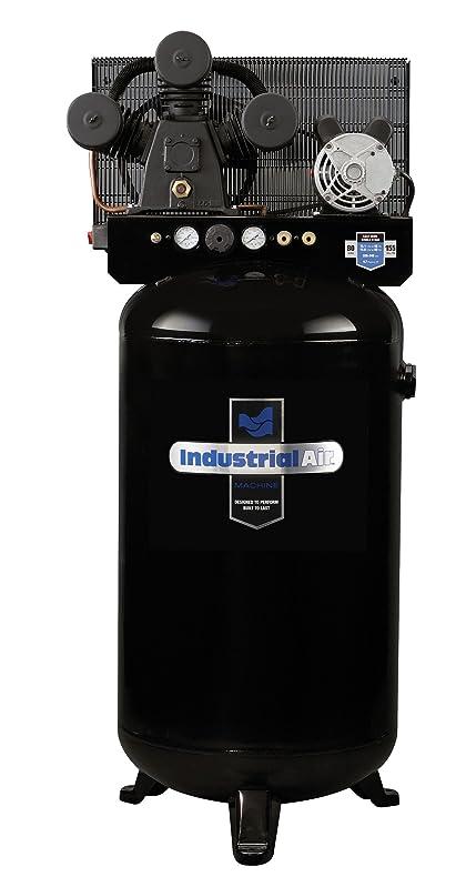 compresor industrial. industrial air ila4708065 80-gallon hi-flo single stage cast iron compressor compresor e