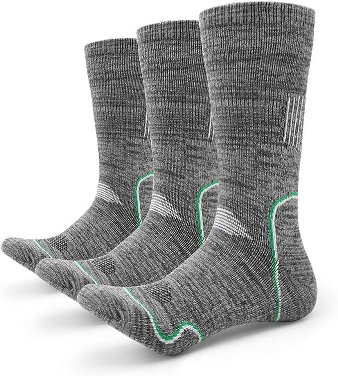 Petrala Hiking Socks Mens No Blister