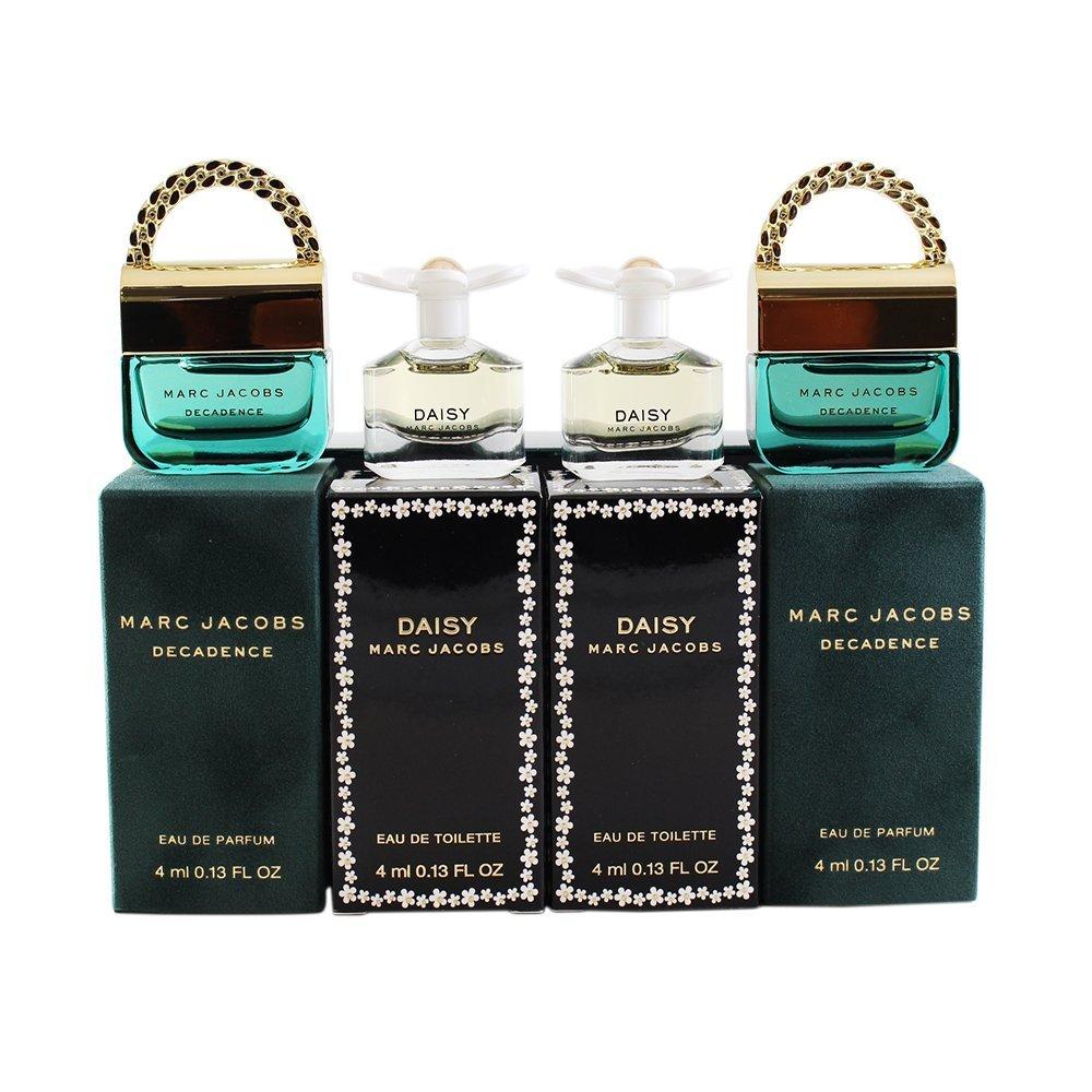 Marc Jacobs Daisy Decadence Mini Variety Set for Women