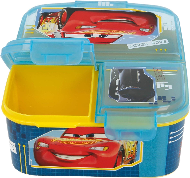 Stor Boite /à go/ûter Lunch Box Multi Compartiments Avengers Panels