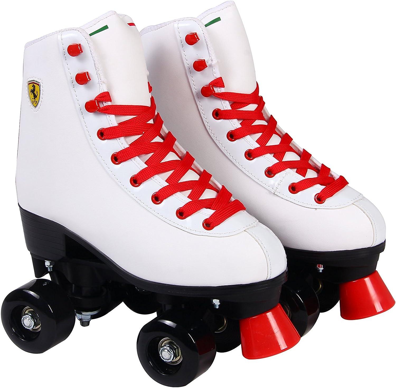 Amazon Com Ferrari Classic Roller Skates Sports Outdoors