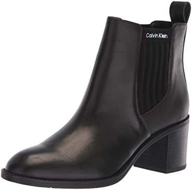 257bed45e62 Amazon.com  Calvin Klein Women s Perron Ankle Boot  Shoes