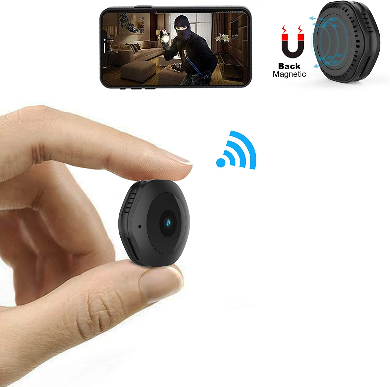 HD 1080P Digital Camera US Mini Hidden Spy Wireless  Video Motion Activated Cam