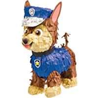 amscan Paw Patrol Chase Mini Hanging Decoration - 1 pc, Multicolor, one size