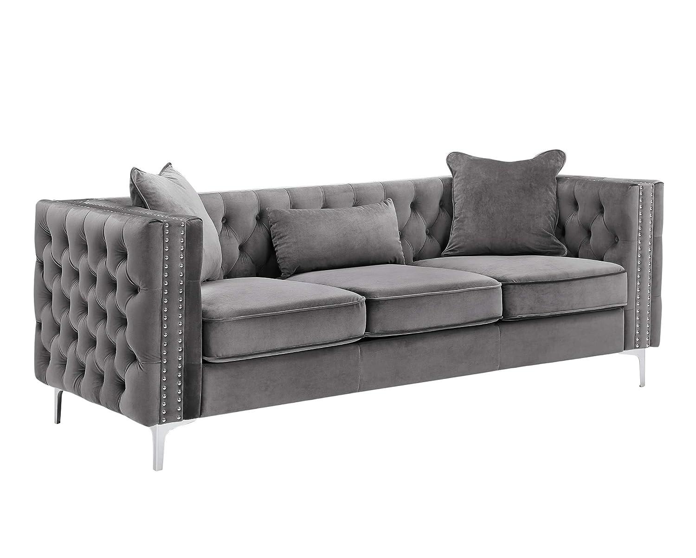 Amazon.com: Bliss Brands - Sofá con sillón, 3 piezas ...