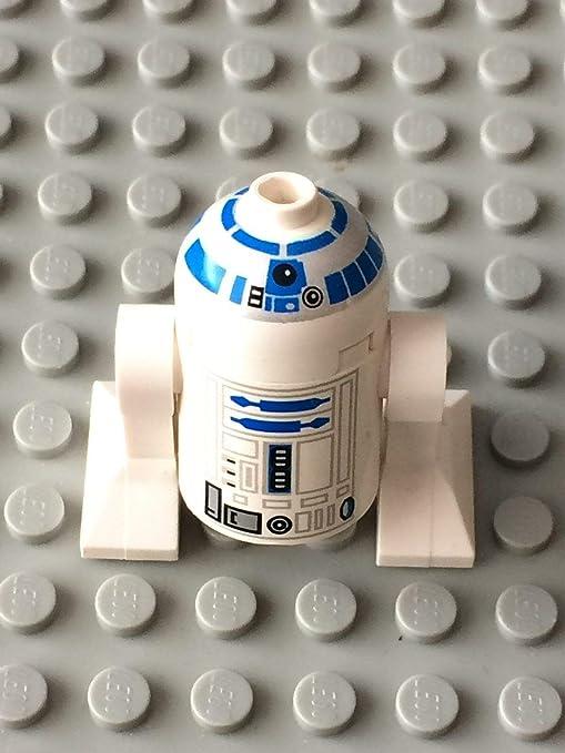 NEW Lego Droid Escape pod 75136 R2-D2 Mini Figure Astromech 75214 Star Wars