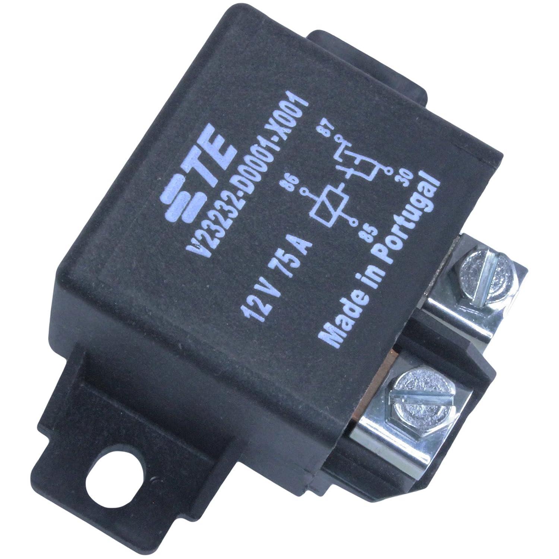 Amazon.com: TE tyco 75 Amp High Current 12 Volt Automotive Relay ...