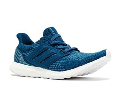 23383a6eaa0 adidas Ultraboost 3.0 Parley Shoe - Men s Running 8.5 Blue Night Core  Blue Blue