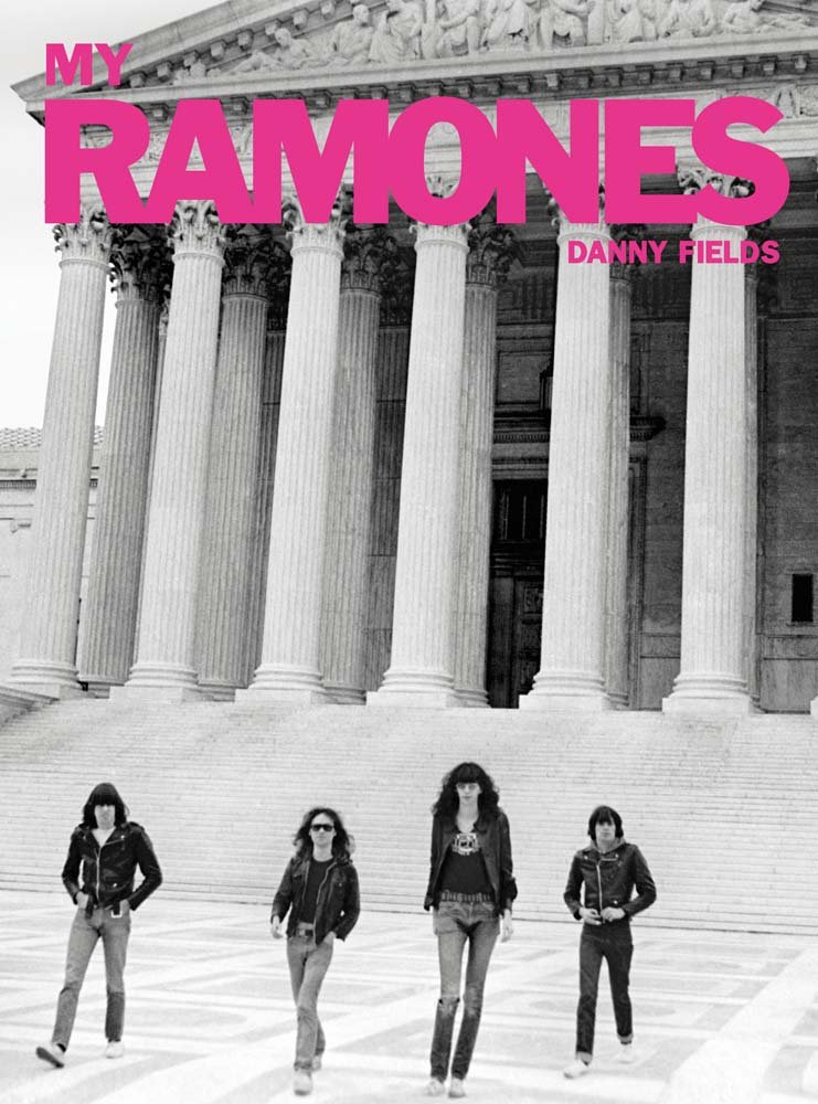 Download My Ramones: Photographs by Danny Fields pdf