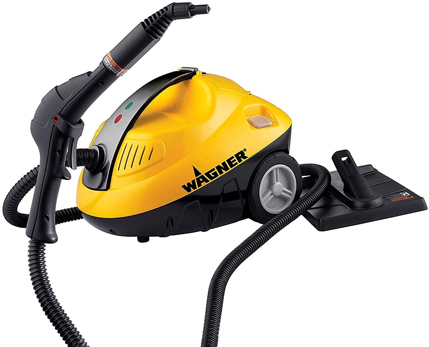 Wagner On-Demand Power Steamer