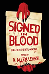 Signed in Blood: Deals with the Devil Gone Bad Paperback