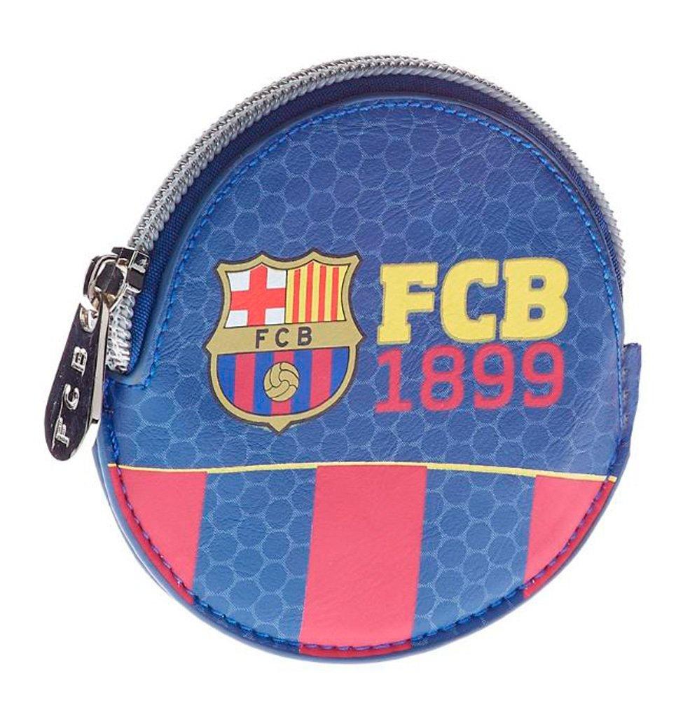 Karactermania 93698 FC Barcelona Legend Monedero, 9 cm, Azul ...
