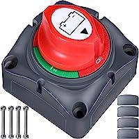 Master Switch Batterij 12V/24V - Batterij Uitgesneden Schakelaar - Master Batterij Isolator Ontkoppel Schakelaar Auto…