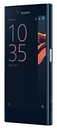 Sony Xperia XCompact Smartphone (11,7 cm (4,6 Zoll), 32 GB Speicher, Android 6.0) Universe Black