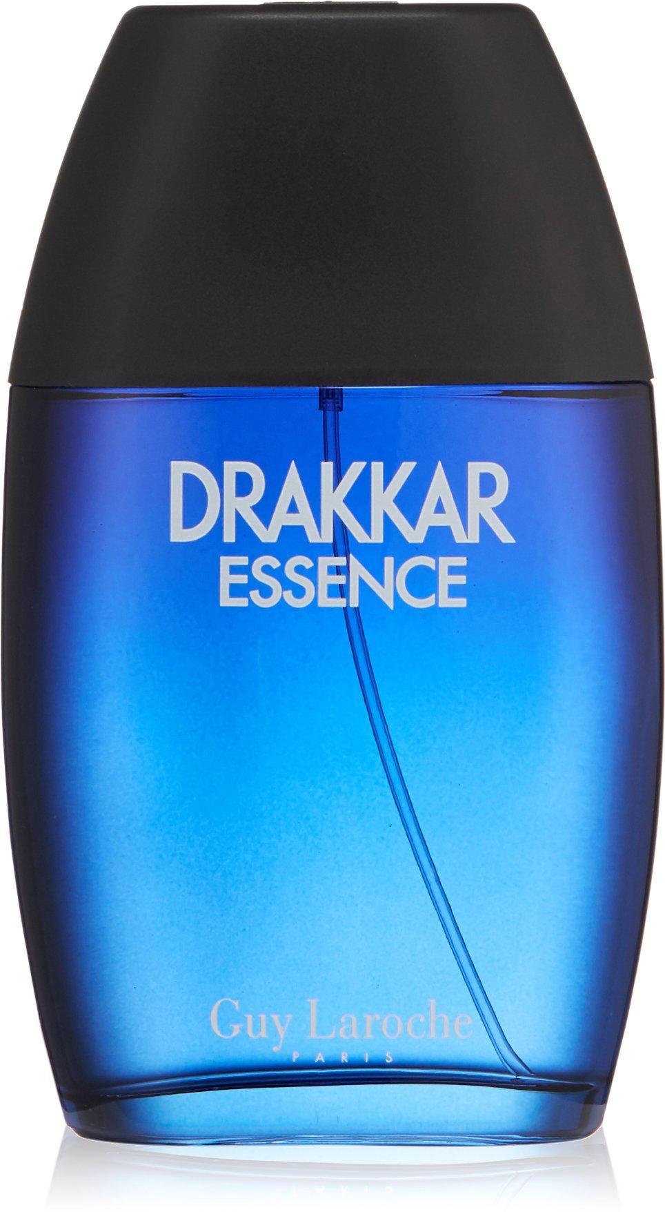 Guy Laroche Drakkar Essence Eau de Toilette Spray, 3.4 Fl Oz