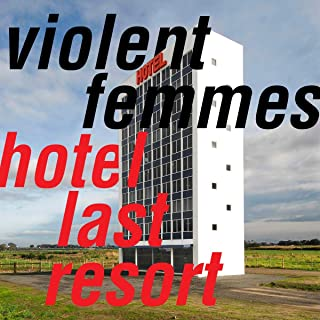 Book Cover: Hotel Last Resort