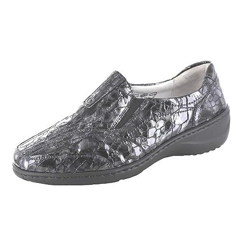 7bf9709ff14ec Waldläufer - Mocasines de Charol para Mujer  Amazon.es  Zapatos y ...