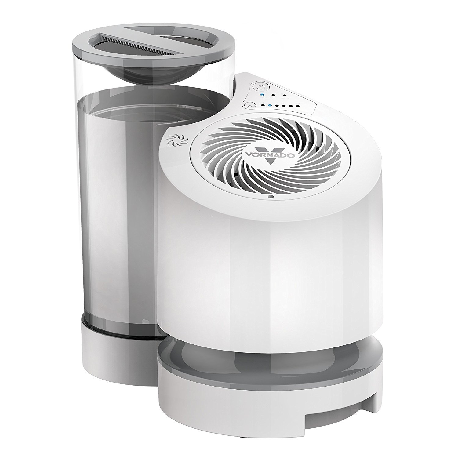 Vornado Ultra-Silent Evaporative Germ Free Whole Room Cool Mist Humidifier