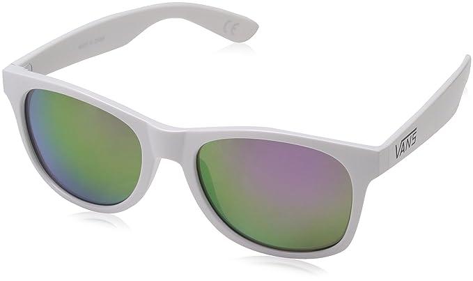 f8dc545ef9416a Vans SPICOLI 4 SHADES Montures de lunettes, Blanc (White-Purple), 1 ...