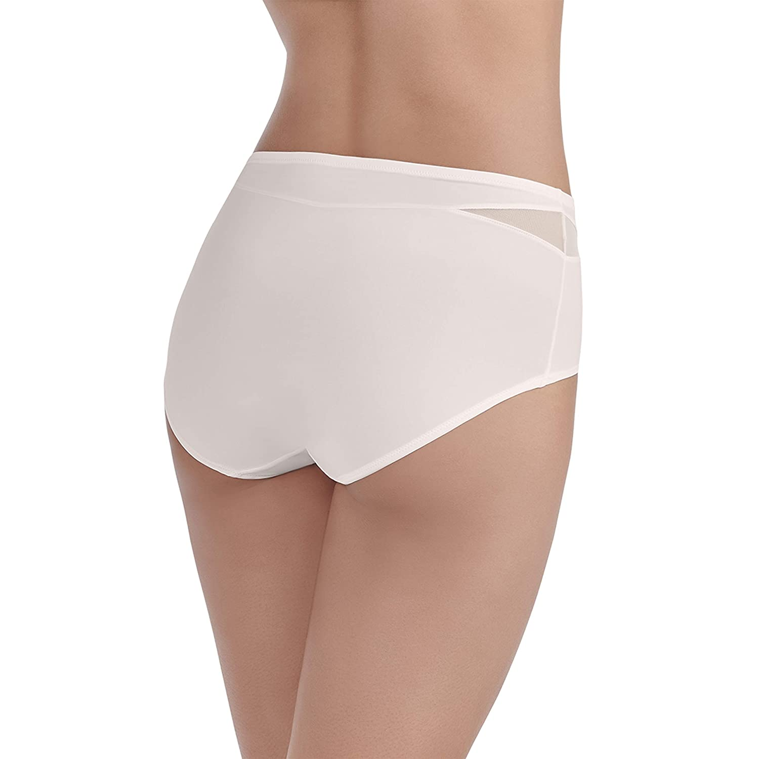 Vanity Fair Womens Breathable Luxe Brief Panty 13186 Briefs