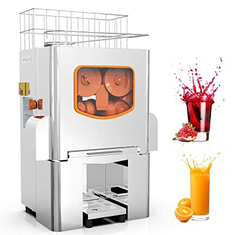 Amazon.com: Exprimidor de naranjas eléctrico comercial ...