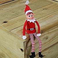 Navidad - Elfos Behavin Badly Red 12 Pulgada