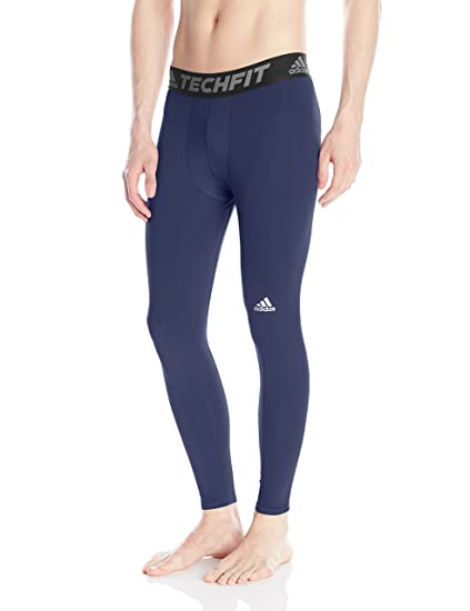 9c07b39e73e Amazon.com: adidas Men's Techfit Base Long Tights: ADIDAS: Clothing