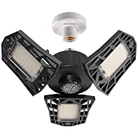 Deals on 2-Pack 60W LED Garage Lighting